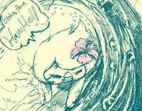 地嶽保險 comics NO.2