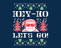 Ugly Christmas Sweater - Design Template!