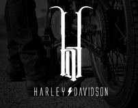 Harley Davidson Logo Redesign
