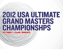 2012 USA Ultimate Grand Masters Merchandise