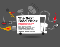Food Truck Eats — The Next Food Truck Flyer