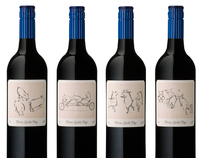 Jim Barry Wines 'Three Little Pigs'