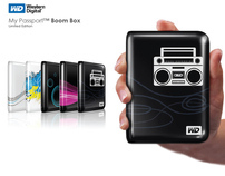 Western Digital My Passport BoomBox