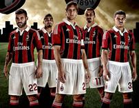 Toronto FC vs AC Milan Promo Poster