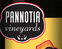 Pannotia Vineyards Rebranding