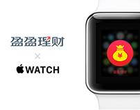 Win-Win Financing app for Apple Watch concept