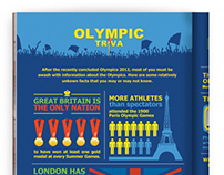 Olympic Triva Infographic