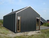 Tilbygning og makeover af sommerhus / Extension