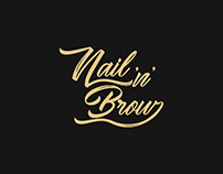 Logo for Nail'n'Brow