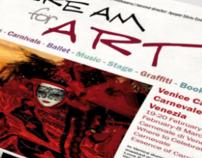 Scream for Art Newspaper