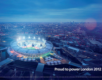 EDF - Olympic Stadium