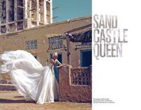 Sand Castle Queen-Velvet Magazine