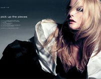 Picking Up The Pieces- NOI.SE Magazine Issue #26