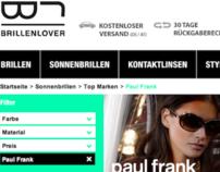 Online Shop Brillenlover