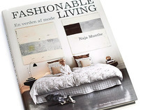"Images for the book ""Fashionable Living"" by Naja Munthe"