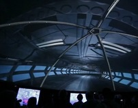 Samsung 360 Geodesic Dome