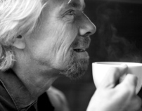 Fairtrade Coffee : Richard Branson