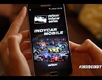 Verizon IndyCar Mobile App