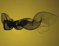 Smoky Typo.