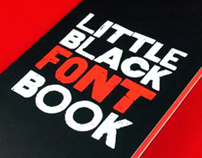 Little Black Font Book Internals