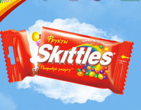 DIGITAL: Skittles, social group