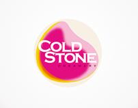 Rebranding for Cold Stone Creamery