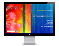 Sounds Eclectic website
