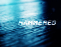 Hammered Title Sequence