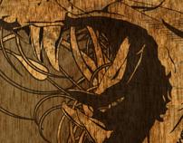 Iron Lion + Free Poster
