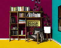 Reading Corner | Designing a personal space