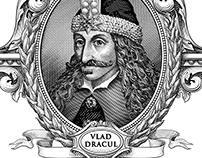 CONTE DRACULA label