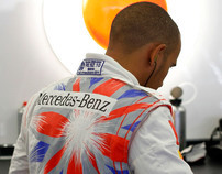 HUGO BOSS & McLaren Racesuit Design Contest