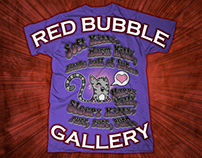 RED BUBBLE GALLERY