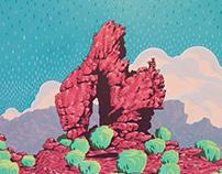 Cederberg Sandstone Formations