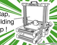 FoldaRap, The Folding Reprap