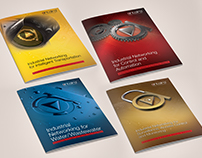 Direct Mail Marketing - 4 Vertical Market cover Designs