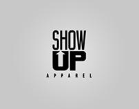 Logo Design: ShowUp Apparel