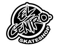 El Centro Skateshop Logo