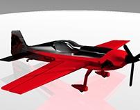 Modelado de una Avioneta MXS