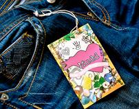 Mudd Jeans - Hang Tag