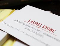 Laurel Stone Identity