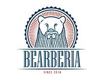 BEARBERIA - Proyecto Marca Visual de mis estudios.