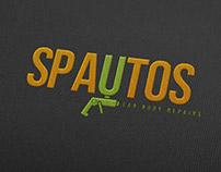 SP Autos - Brand Identity