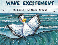 Wave Excitement-A Louie the Duck Story