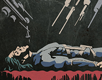 """Tinerete Fara Batranete"" (TFB) -comic book series"