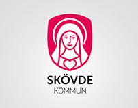 Skövde Kommun - Logo, Web & Branding Identity - 2015