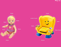 Fisher Price Print