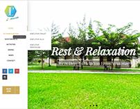 De L'Abamba Hotel - Website