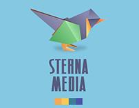 Sterna Media Branding