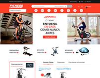 Fitness Market Perú eCommerce